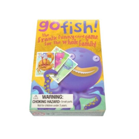 Go Fish Card Game By House Of Marbles - Age 3 Plus